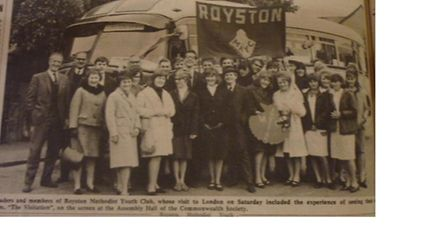 The exhibition will document how life has changed for Royston teenagers over the years.