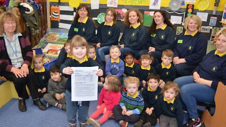 Little Acorns Nursery, St Neots, Ofsted report,