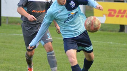 Tom Spark was among the Godmanchester Rovers goalscorers last night.