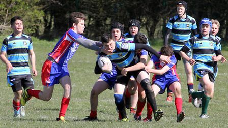 St Albans are held up in attack