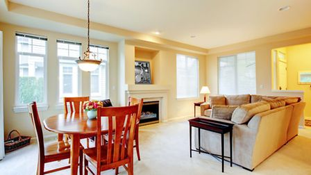 An open plan living and dining area (PA Photo/thinkstockphotos)