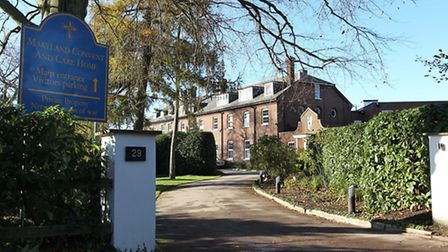 Residents are not happy about the proposed development at the former St Albans convent