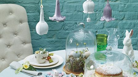 Easter ideas from Homesense (PA Photo/Handout)