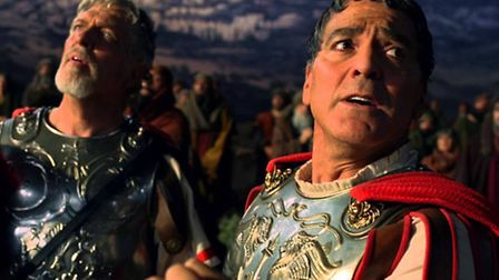 George Clooney is among the stars of Hail Caesar!