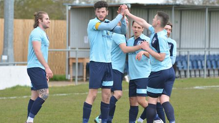 Godmanchester Rovers have a second successive runners-up finish to celebrate.