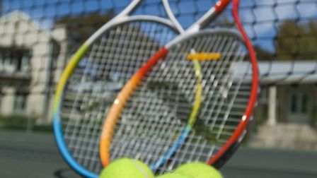 Salisbury Tennis Club are holding an open day. Picture: JUPITERIMAGES