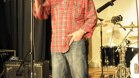 Jim Rodford (of The Zombies) will be perfoming at the Rose & Crown tomorrow (Monday)