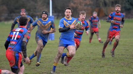 Verulamians beat Watford to claim the Herts Presidents' Trophy. Picture: KEVIN LINES