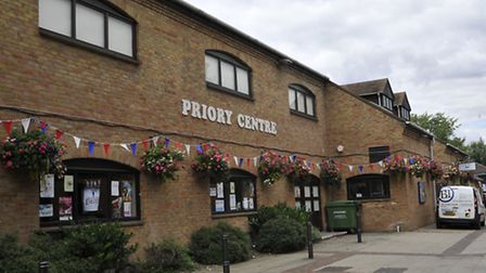 The Priory Centre, St Neots,
