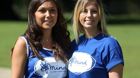 Nicole Mednick and Paris Janes are running a 10k in memory of Nicole's brother