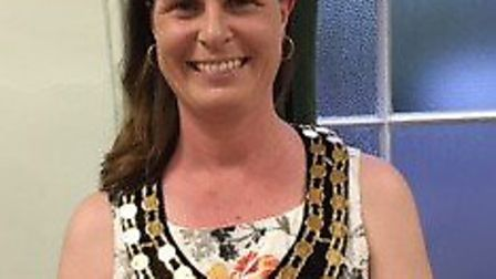 Cllr Sarah Dingley has been elected as the new Town Mayor for Royston.