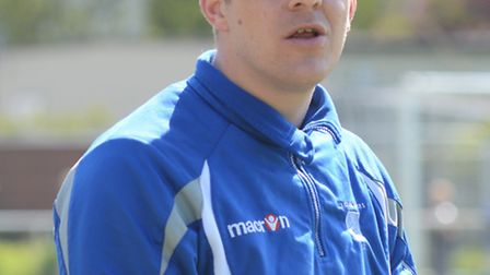 Manager Mark Ducket.