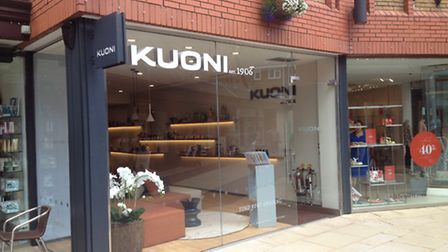 Kuoni in Christopher Place