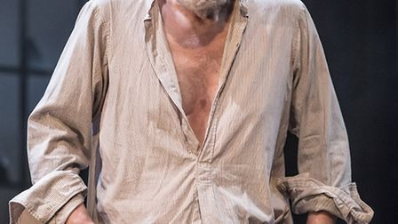 King Lear is at the Cambridge Arts Theatre this month