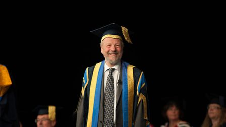 Former Vice Chancellor at Anglia Ruskin University, Professor Michael Thorne, has been awarded a CBE