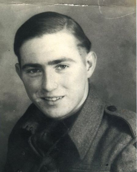 Charles Wilson, from Holme,