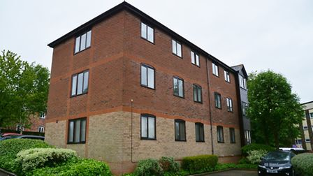 Flats in Millers Rise