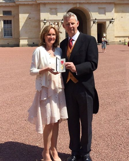 Edmund King, AA president, was appointed as an Officer of the Order of the British Empire (OBE) for