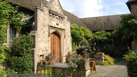 The Norris Museum, in St Ives.