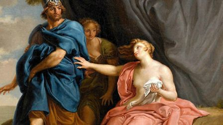 The legend of Dido and Aeneas has been a popular subject for artists through the ages