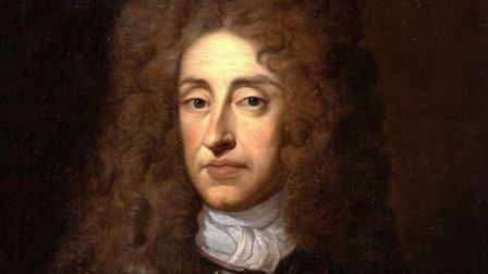 Composer Henry Purcell