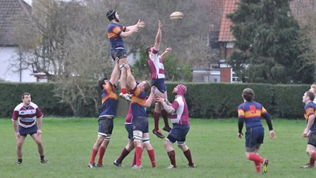 Tabard and Welwyn will lock horns again this season. Picture: DANNY LOO