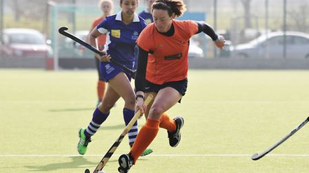 Hannah Macleod has been called up by Great Britain for the Champions Trophy. Picture: DANNY LOO