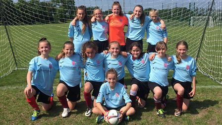 St Ivo School Under 12 Girls team have reached the final of the National Schools' Cup.