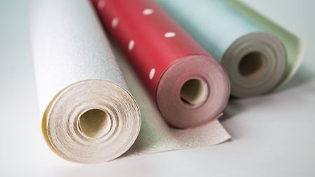 Call on the experts to help with your wallpapering