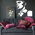 Home design inspired by David Bowie