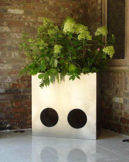 Plant pots from Kate Gould