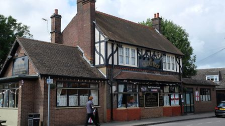 The Cricketers is situated on bustling Manor Road