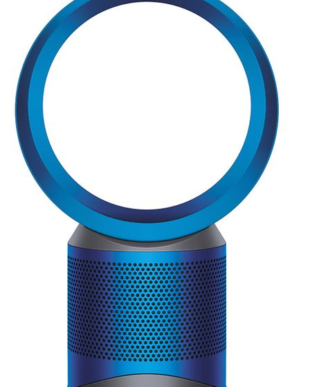The Dyson Pure Cool Link helps keep allergens at bay