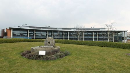 Rothamsted Research in Harpenden