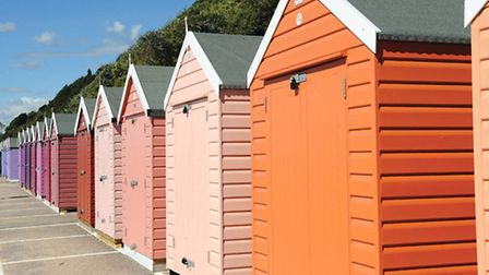 These Bournemouth beach huts have inspired Paula
