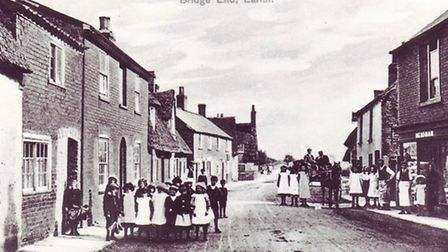 The project will trace the history of the village
