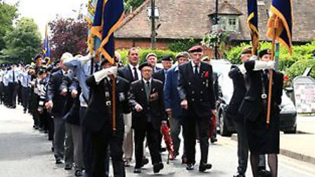 A memorial event will be taking place on Saturday for Armed Forces Day