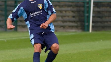 Tom Wood is back at St Neots Town. Picture: CLAIRE HOWES