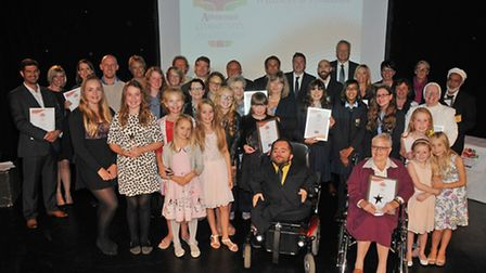 The Herts Advertiser Community Awards finalists 2015