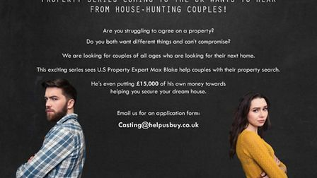Help Us Buy needs Herts house-huhnters