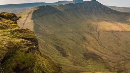 St Albans Boys' School have claimed the students were not lost in Brecon Beacons, Wales.