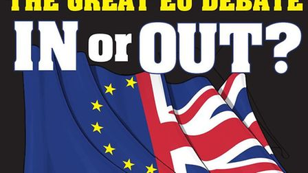 Are you voting In or Out of the EU?