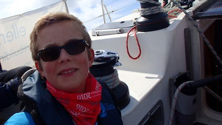 St Albans' Jonathan Light takes part in Round the Island yacht race with Ellen MacArthur Cancer Trus