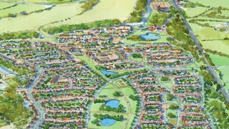 Taylor Wimpey vision for site