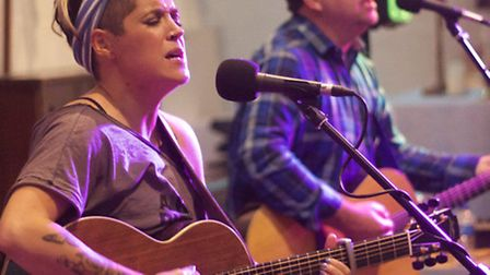 Amy Wadge and Pete Riley - Papa Echo 29
