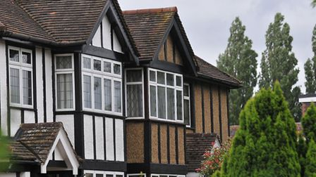 There are plenty of characterful homes in this part of twon