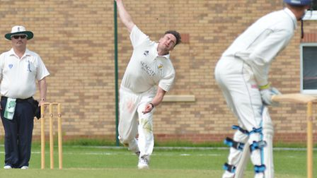 Ramsey captain Michael Cafferkey took four wickets in his side's triumph at Nassington.