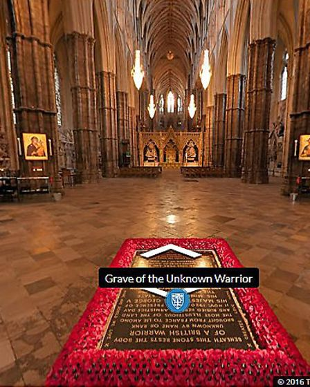 A virtual tour of Wesminster Abbey with pictures taken by St Albans based photographer Jo Hailey.