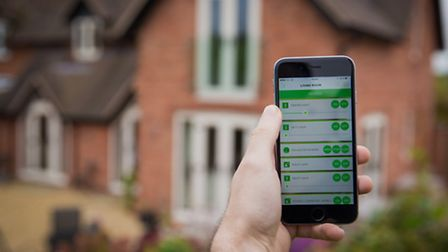LightwaveRF home technology security provides holidaymakers with peace of mind