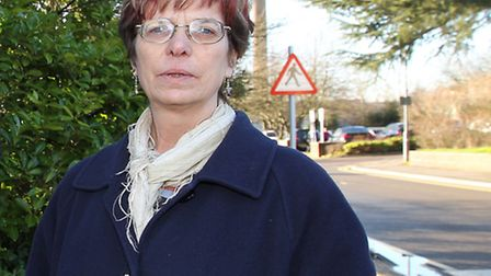 Cllr Roma Mills has voiced her concerns about the Government's massive funding cuts to health care